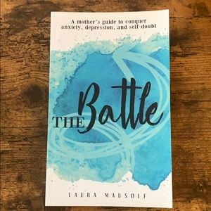 The Battle book by Laura Mausole